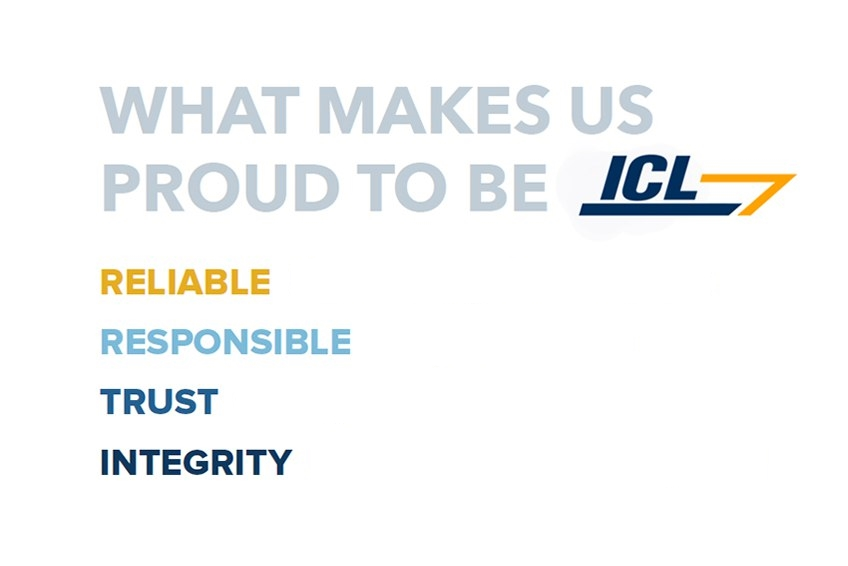 What makes us proud to be ICL