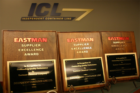 Eastman supplier award