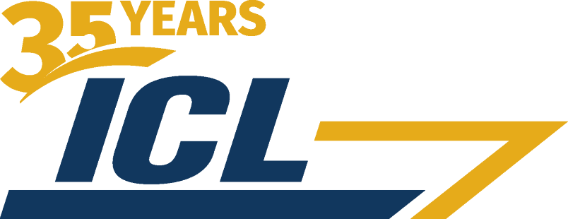 Independent Container Line - ICL logo